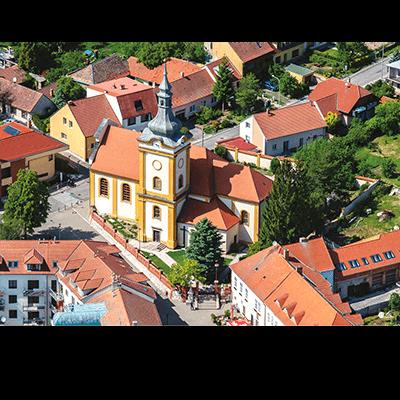 Letecké fotografování Šlapanice