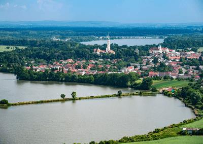 Výlov Hradeckého rybníka
