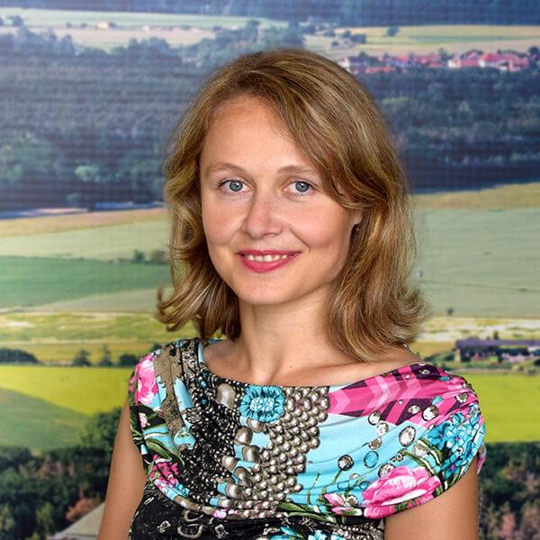 Ing. Iveta Blažková