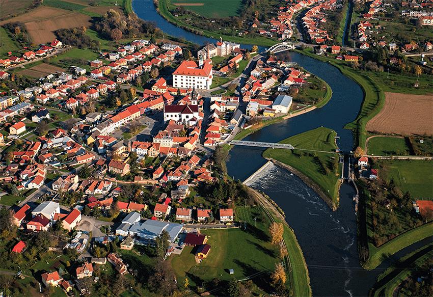 Skrytá perla Slovácka – Uherský Ostroh