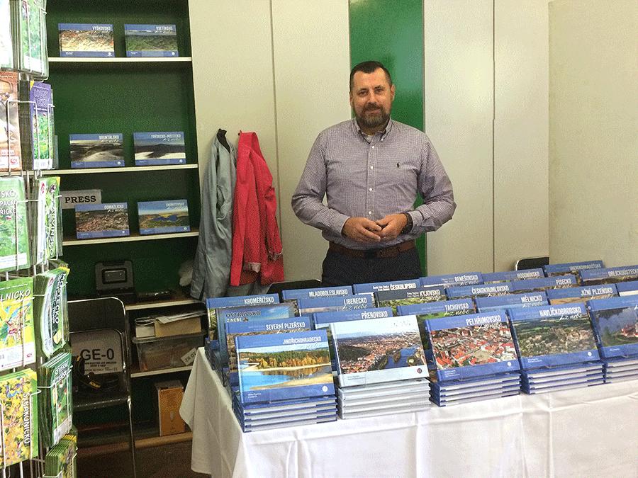 CBS Nakladatelství na Podzimním knižním veletrhu Havlíčkův Brod