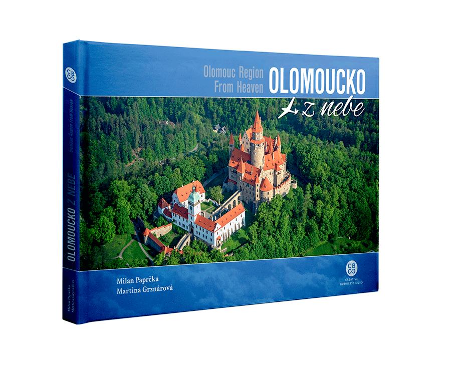 Olomoucko z nebe