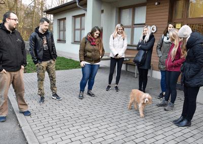 CBS Nakladatelství pomáhá útulku Zlín Vršava