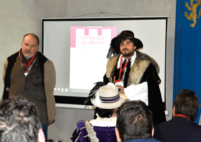 Ing Martin Malina, majitel hradu Kurovice