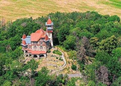 Rozhledna Hrádek, Varnsdorf