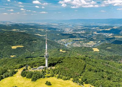 Televizní vysílač Buková hora