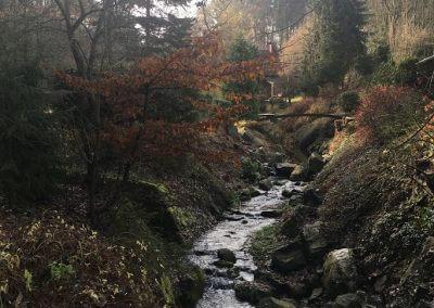 Cestou k horní přehradě