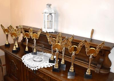 Novoroční porada CBS - ocenění nejlepších obchodníků