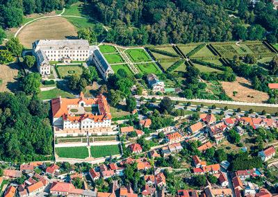 Lysá nad Labem - ukázka z knihy Nymbursko z nebe