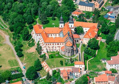 Bazilika svatého Prokopa v Třebíči