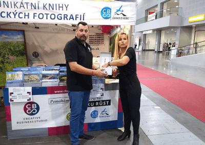 Veletržní soutěž o naše knihy a mapy
