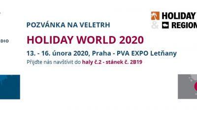 Těšíme se na vás v Praze