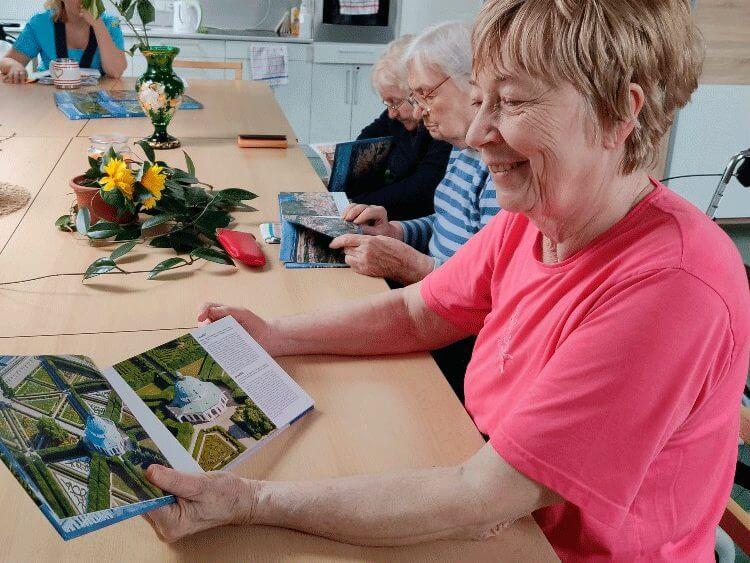 Podpora domovů pro seniory