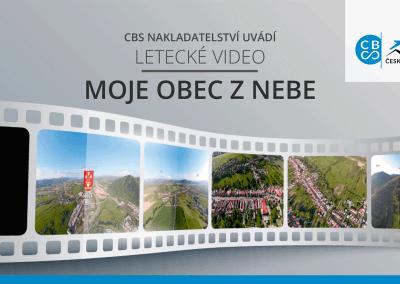 NOVINKA – Letecké video
