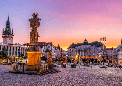 Čarovné Česko - Brno