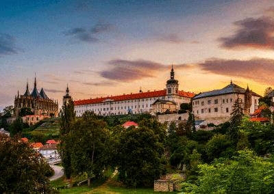 Čarovné Česko - Kutná Hora