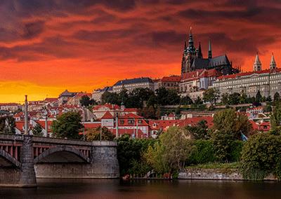 Čarovné Česko - Praha