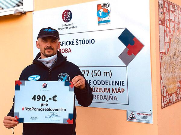Milan Paprčka - CBS sbírka