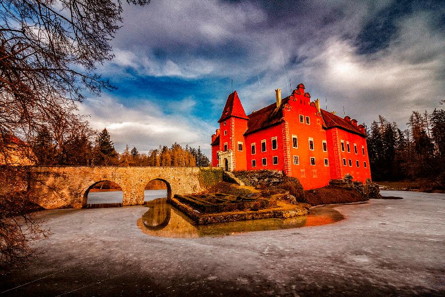 Čarovné Česko - Červená Lhota