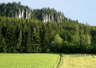 Zdoňovské menhiry pod Křížovým vrchem
