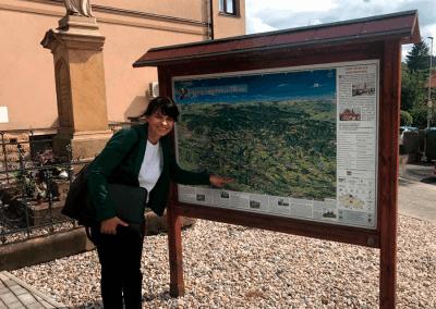 Malovaná mapa - Nová Ves nad Popelkou