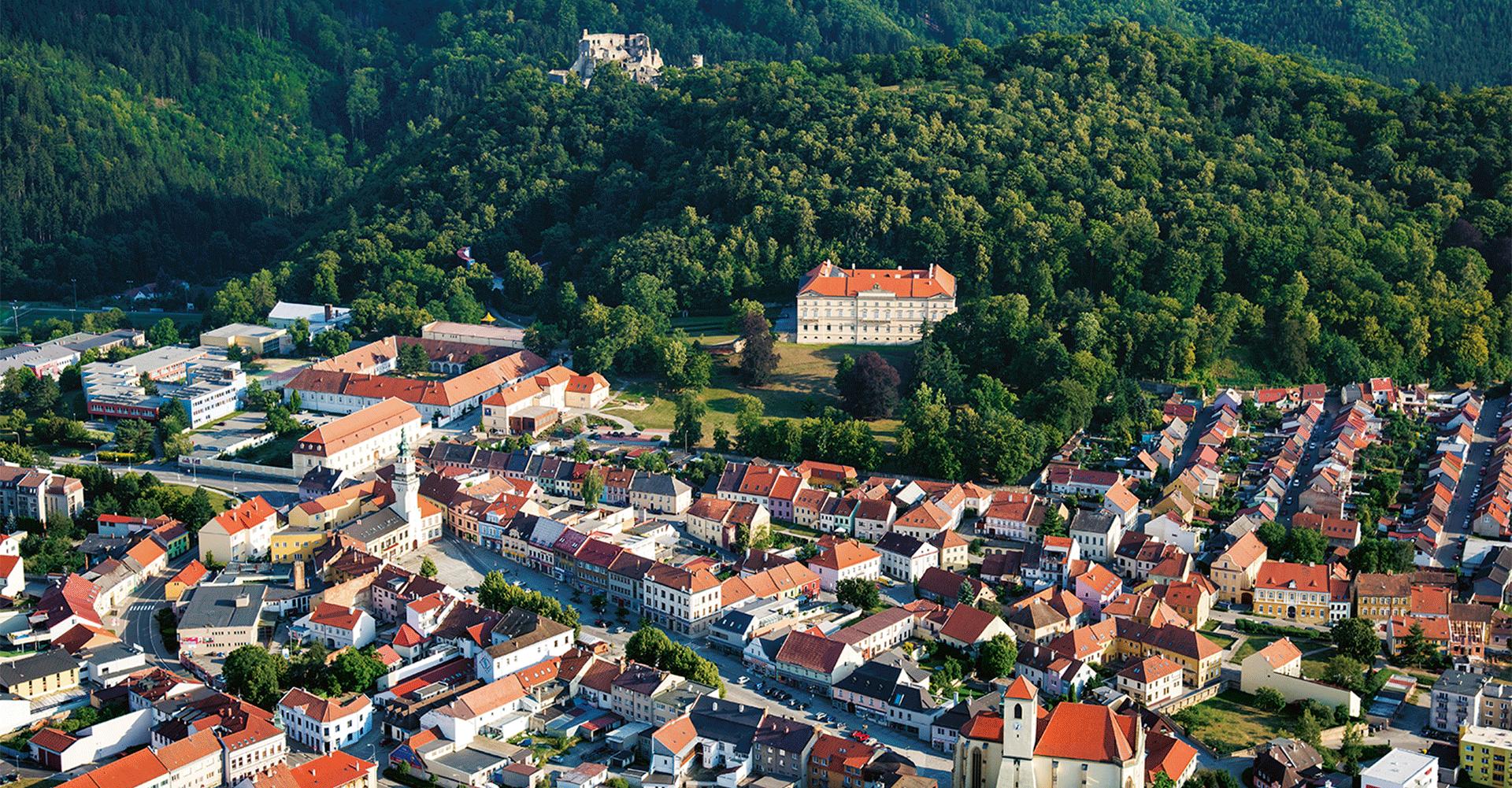 Boskovice – významné středisko židovského osídlení na Moravě