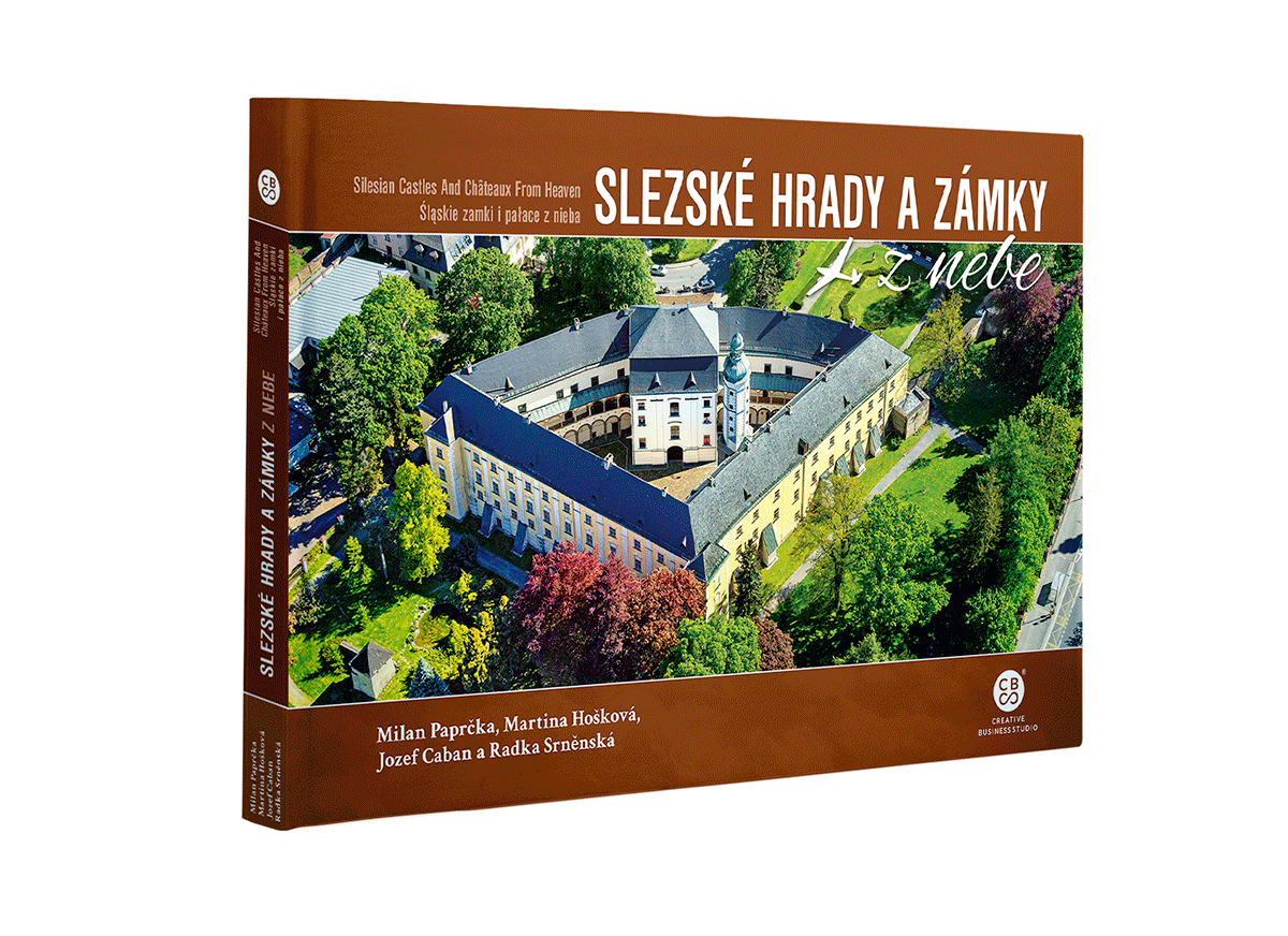 Slezské hrady a zámky z nebe