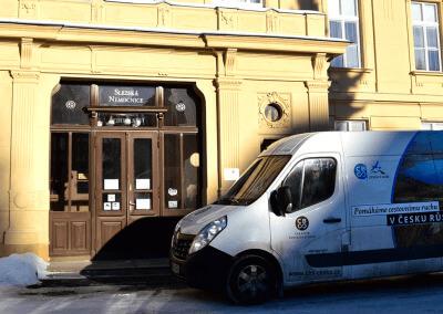 Darovali jsme knihy v hodnotě více jak 1 300 000 korun